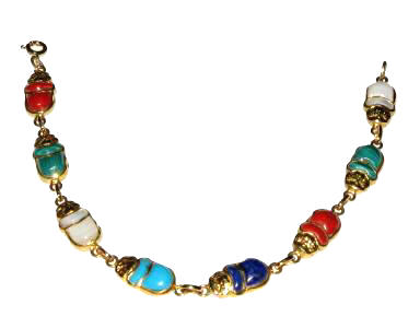 The worlds earliest known glass was used for jewelry
