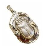 Egyptian jewelry scarab jewelry scarab pendant in 18k gold or 18k gold scarab pendant scarab pendant silver scarab pendant aloadofball Gallery